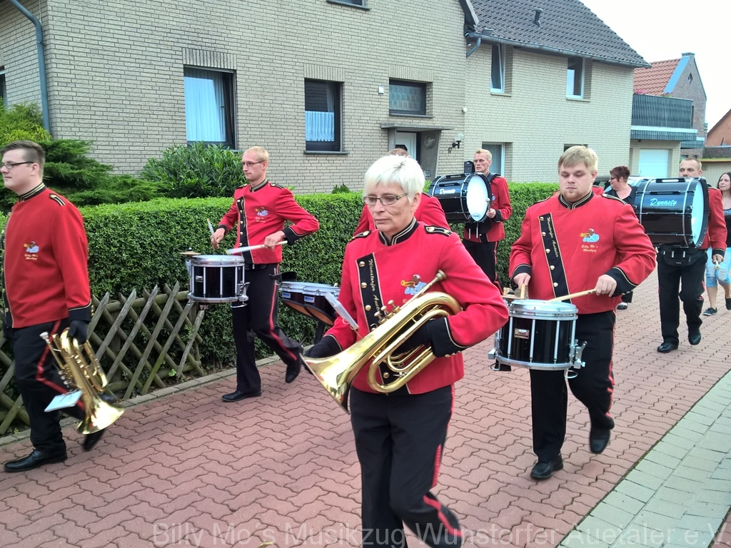 2015-08-08 Geburtstagsständchen Hohenhorst