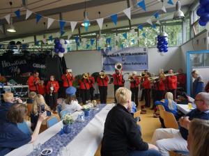 2017-09-23 Jubiläum Fanfarenzug Blau-Weiß Kalletal